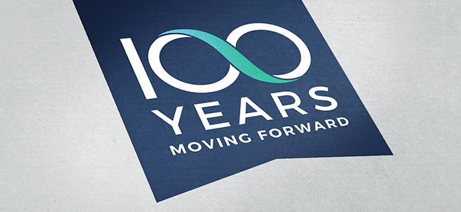 100 years moving forward campaign image